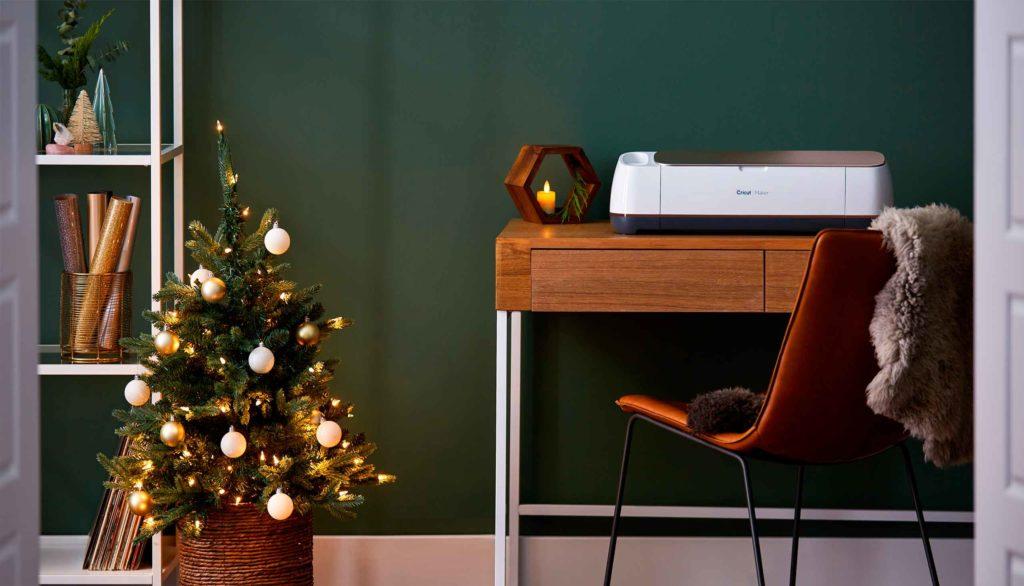 Descargables con diseños navideños para hacer con Cricut