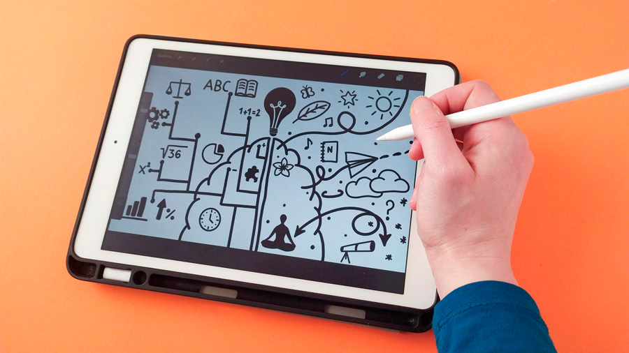 Digitalización de boceto para usarlo en Design Space de Cricut