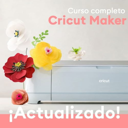 Curso completo Cricut Maker